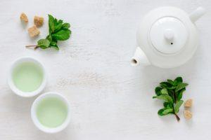 Green tea has many health benefits