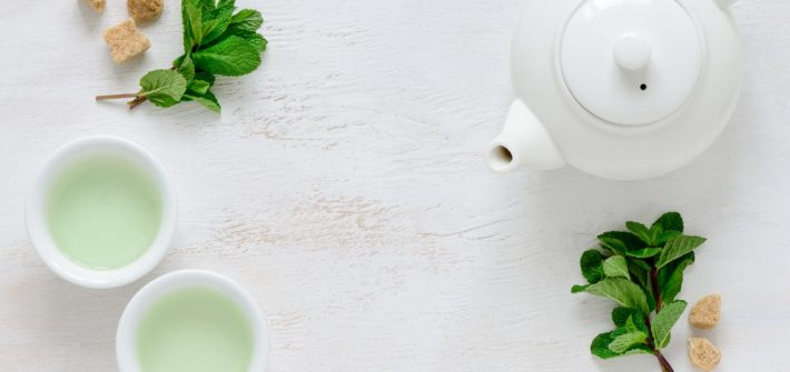 Green tea has many health benefits